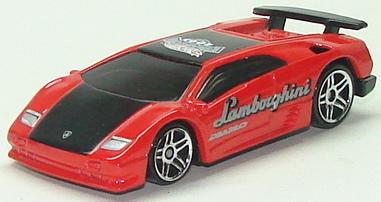 Hot Wheels Hot Wheels Lamborghini Diablo