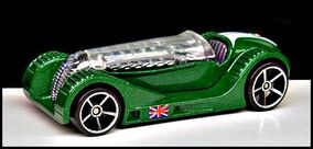 09 brit speed