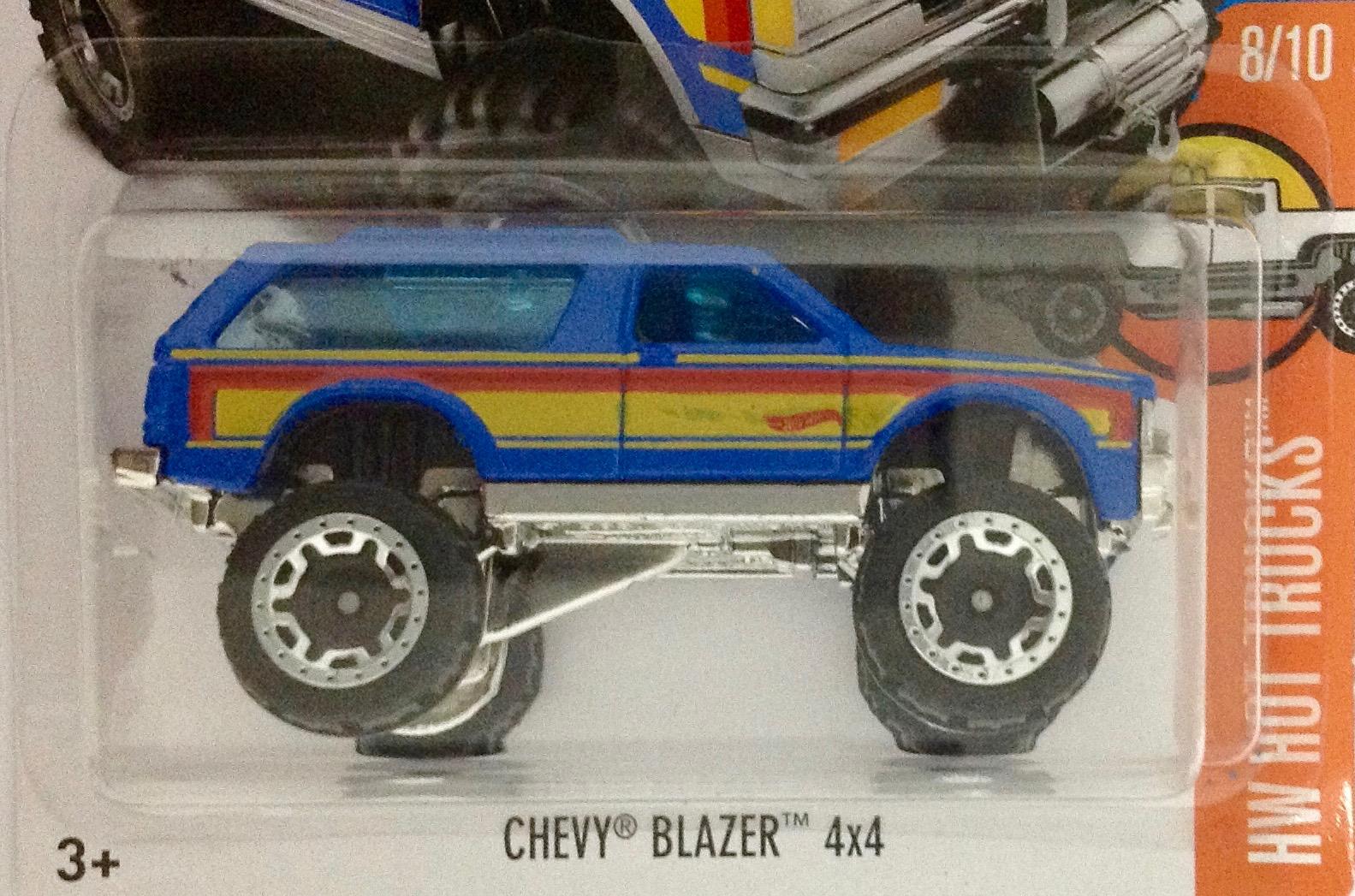 Image chevy blazer 4x4 dtx76g hot wheels wiki fandom chevy blazer 4x4 dtx76g sciox Gallery
