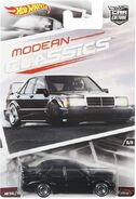 DWH66 Mercedes-Benz 190E 2,5-16 package front