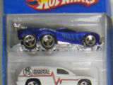 Hot Wheels City 5-Pack