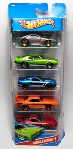 Muscle Mania 5-Pack (2013)