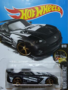 2017 Night Burnerz 08-10 000-365 '08 Dodge Viper SRT10 ACR 'Speedhunters Toyo Tires' Black (Kmart Exclusive)