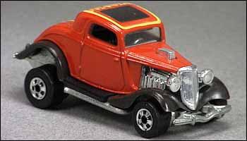 2008 Hot Wheels Treasure Hunt 34 Ford