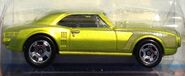 2014-CoolClassics-3-67PontiacFirebird400-Yellow-Carded