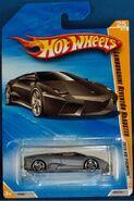 Lambo Reventon Roadster Gray