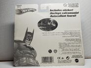 Batman VS Catwoman Entertainment Pack 2004 Cardback