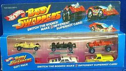Bodyswappers package
