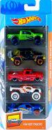 Hot Wheels 2020 Hot Truck 5-Pack