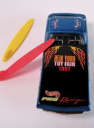 Toy fair deora top