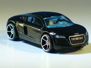 AudiR8Black