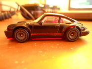 DJF93 Porsche 964 side view
