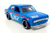 Datsun Bluebird 510 - New M 37 - 09 - 1