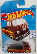 VW T2 Pick-up (FYD71) (card)