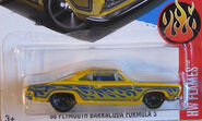 68 Plymouth Barracuda Formula S Toys R Us Exculsive