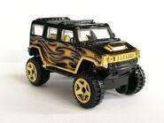 Hummer H2 Black 08