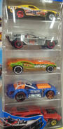Demolition Derby 5-Pack (2014)