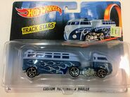 Custom Volkswagen Hauler Package Front
