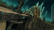 Planeta Sark - Cidade dos Sarks Alfa