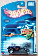 2002 Hot Wheels First Edition Altered State