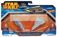 Star Destroyer vs Mon Calamari Cruiser (2015)