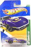 '69 Corvette - V5343 Card