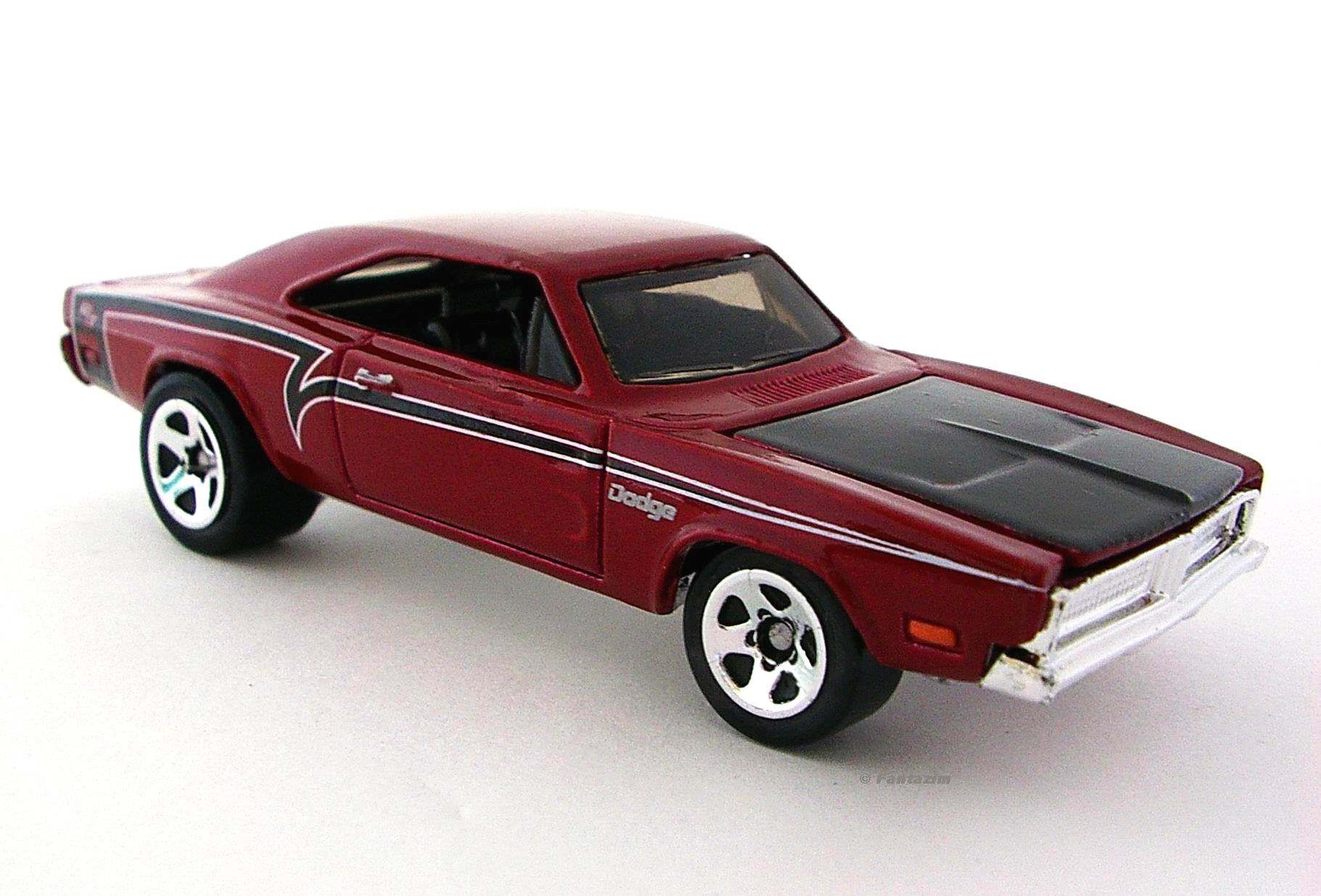 Image - \'69 Dodge Charger 2009 Muscle Mania.JPG | Hot Wheels Wiki ...