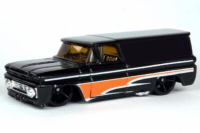 1962 Chevrolet Panel Truck Custom - 5584if