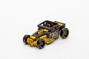 Bone Shaker 50th Anniv Black and Gold (1)