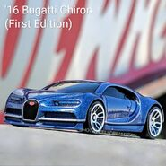 Chiron First Edition 2019