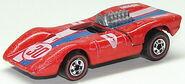 Ferrari 312P RedRLL