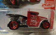Hot Wheels 2020 Gotta Go Red Edition close