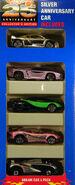 1993 25th Anniversary Dream Car 5 Pack