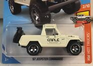 2019 Hot Wheels '67 Jeepster Commando