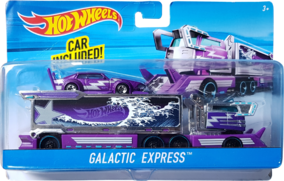 Galactic Express package front