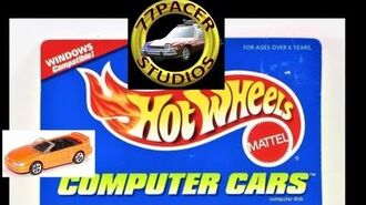 Hot Wheels Computer Cars- Presenting '96 Mustang