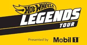 Hot Wheels Legends Tour Logo