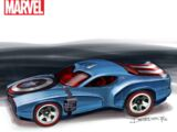Captain America (character car)