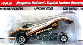 Mongoose Corvette DD