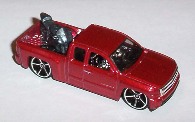 Chevy Silverado 2007