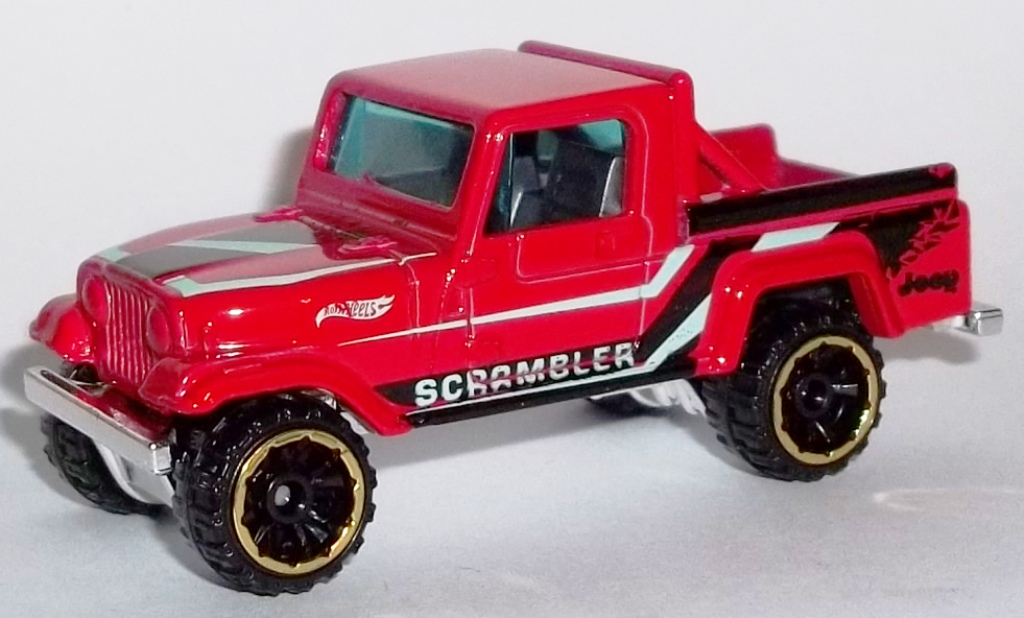 Image hw 2014 138 jeep scrambler hot hot for Hot wheels motorized jeep