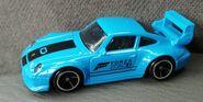 HW PORCHE 993 GT2 Forza BLUE