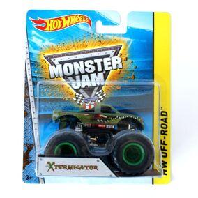 Hot-Wheels-Monster-Jam-X-Termigator-Monster-kisauto-1-64-Mattel