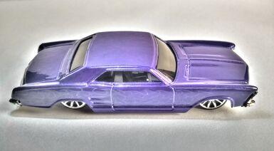 Hot Wheels '64 Riviera (2007 Model)
