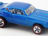 '69 Pontiac Firebird T/A