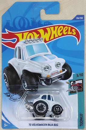 70 Volkswagen Baja Bug 001
