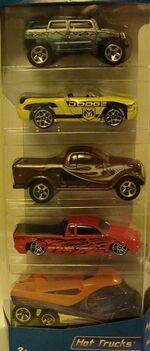Hot Trucks