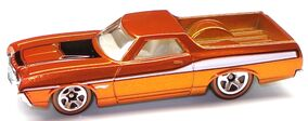 72fordranchero classic orange