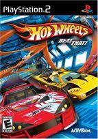Hot Wheels Beat That (PS2 Cover Art)