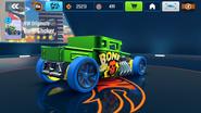 2020 Hot Wheels id Chase- 05.08 - Bone Shaker 14